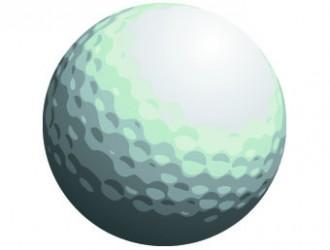 pallina da golf – golf ball