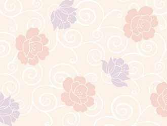 pattern rosa floreale – pink floral pattern