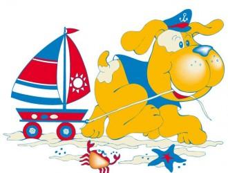 cane marinaio – sailor dog