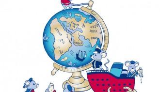 topi marinai – sailor mice