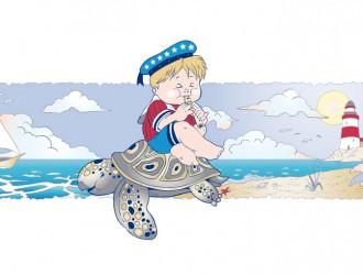 mare con marinaio – sea with sailor