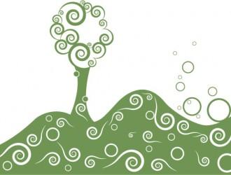 albero stilizzato – stylized tree_1