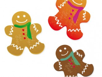 biscotti natalizi – Christmas biscuits