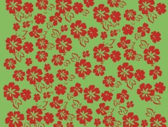 sfondo floreale – floral background_3