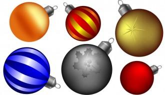Palline di Natale – Christmas Balls