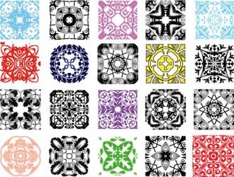 pattern vari – different pattern