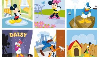 personaggi Disney – Disney characters