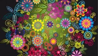 sfondo floreale – floral background_5