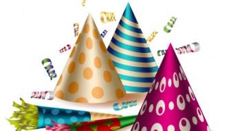 cappellini per feste – party hats