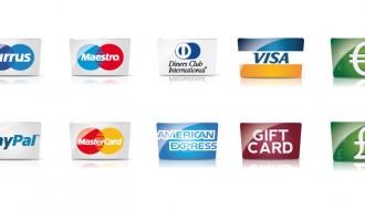 carte di credito e pagamenti – credit cards and payments