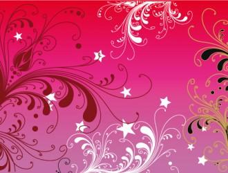 sfondo con spirali – swirly background