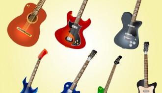 chitarre – guitars