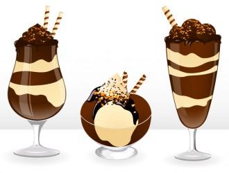 gelato al cioccolato – chocolate ice