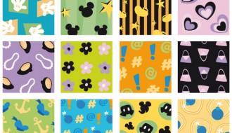 pattern Disney