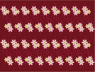 pattern floreale – floral pattern_3