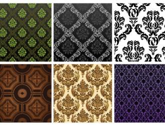 pattern damascati – damask pattern