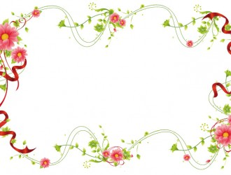cornice floreale – floral frame_3