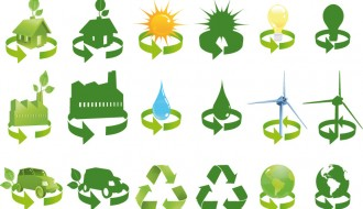 icone ecologiche – green ecology icons_2
