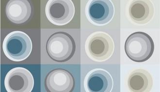 sfondo con cerchi – background with circles_4