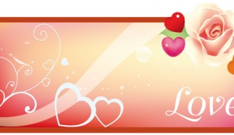 banner amore – love banner
