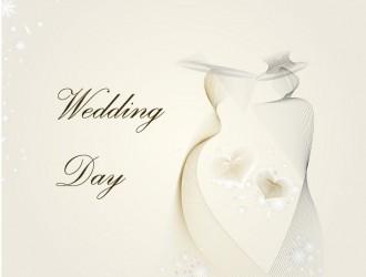 biglietto matrimonio – wedding day