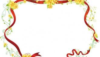 cornice floreale – floral frame_4