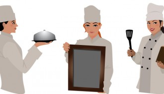 donne chef – women chef
