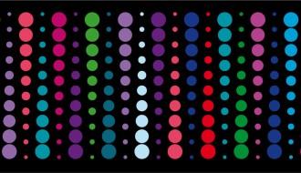 sfondo con cerchi – background with circles_5