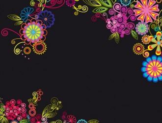 sfondo floreale – floral background_8