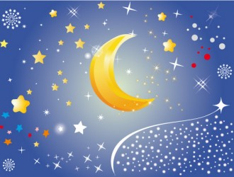 stelle e luna – stars and moon