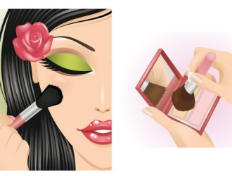 trucco fard – blush make-up