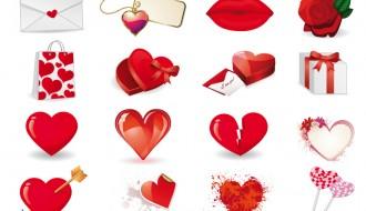 cuori vari – several hearts