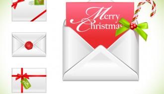 lettere di auguri di Natale – Christmas greeting mail
