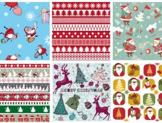 pattern natalizi – Christmas pattern_1