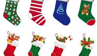 calze di Natale – Christmas stockings