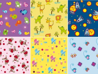 pattern per bambini – children pattern