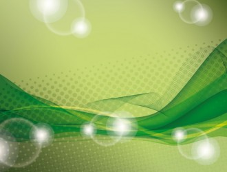 sfondo verde astratto – green abstract background_1