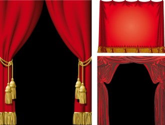 3 sipari – curtains
