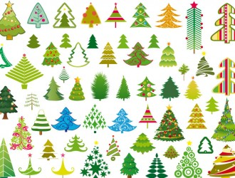 alberi Natale – Christmas trees collection