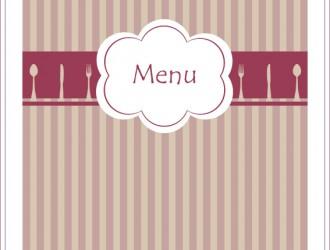 menu con posate – menu with cutlery_1