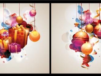 palline di Natale e regali – Christmas balls and gifts