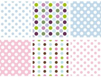 pattern a pois – polka dot pattern