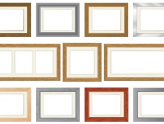 cornici rettangolari – rectangular frames