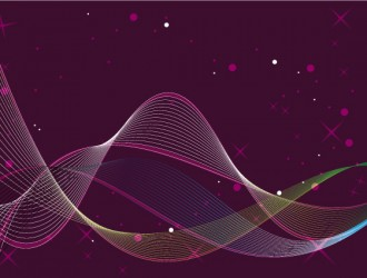 sfondo astratto con linee grafiche – abstract background with graphic lines