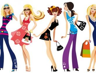 5 sagome di donna – fashion women