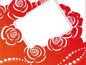 banner con rose – roses banner