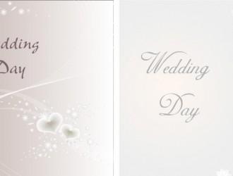 bigliettini matrimonio – wedding day cards