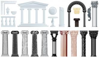 colonne – columns