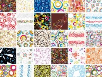 30 pattern colorati – colorful pattern