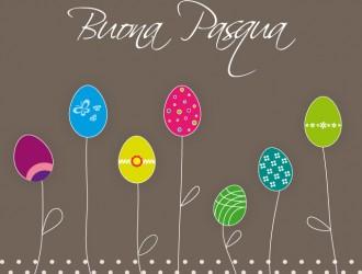 6 uova di Pasqua – Easter Eggs